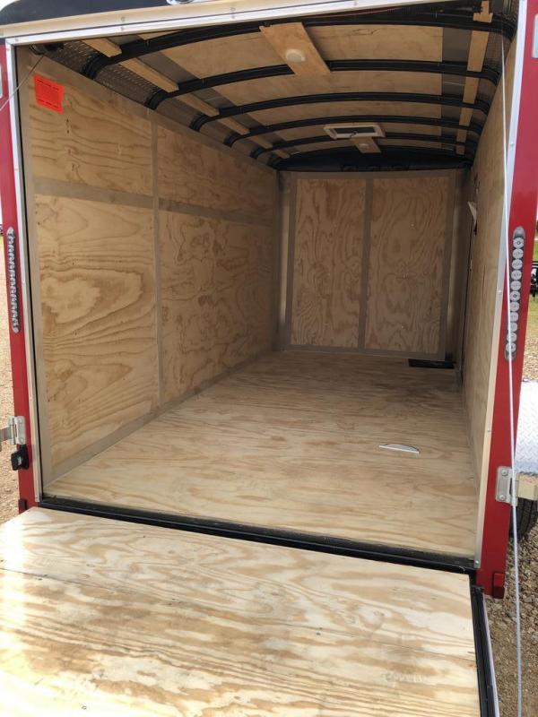 2020 Continental Cargo 6X12 CONTINENTAL CARGO Enclosed Cargo Trailer