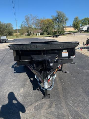 2020 Doolittle Trailer Mfg 82X14 DOOLITTLE MASTER DUMP 14K GVW 3WAY GATE Dump Trailer