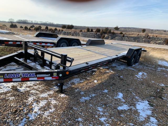 2020 Load Trail 83X24 LOAD TRAIL TILT N GO Flatbed Trailer