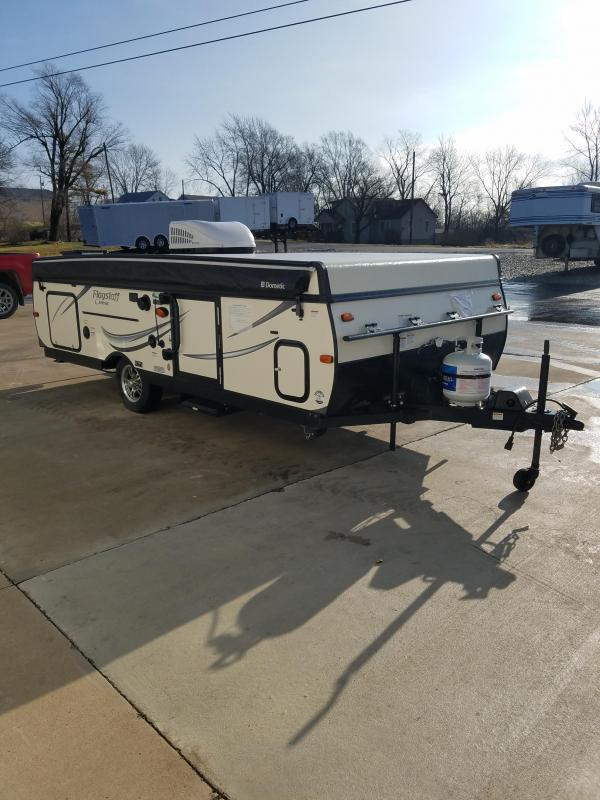 2017 Other FLAGSTAFF 627D POP UP CAMPER Other Trailer