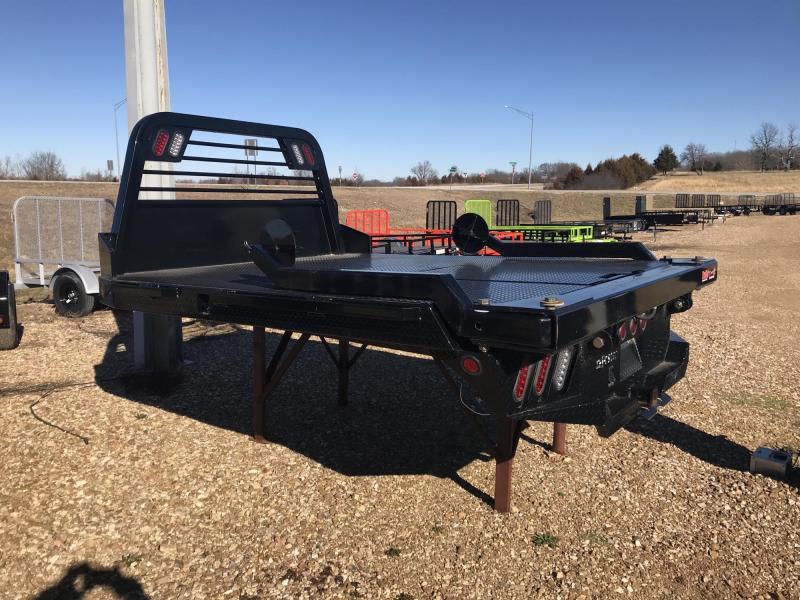 """2018 Norstar 94 X 94 CTA 60"""" Truck Bed"""