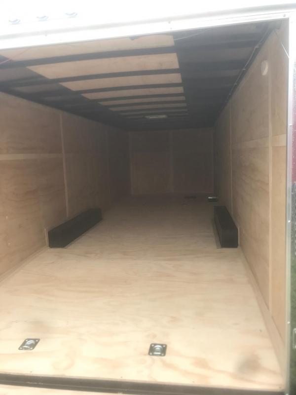 2020 Continental Cargo 8.5X26 Enclosed Cargo Trailer