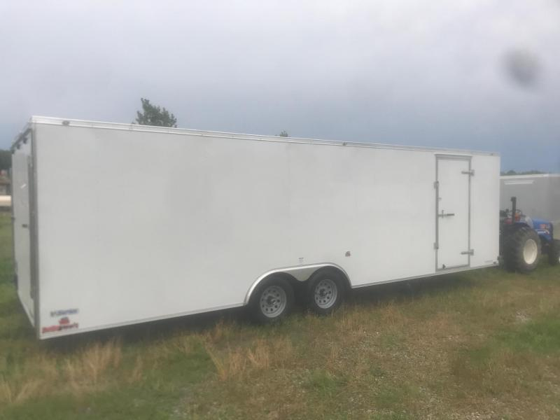 2020 Continental Cargo 8.5X26 Enclosed Cargo Trailer