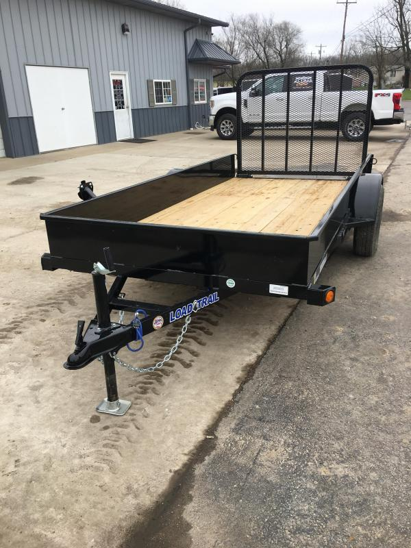 2020 Load Trail 66X12 LOAD TRAIL Utility Trailer