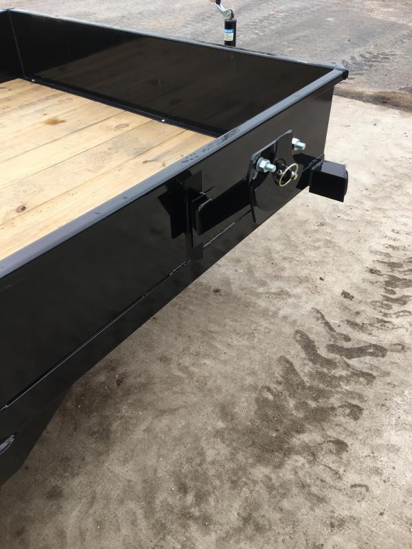 2020 Load Trail 66X12 LOAD TRAIL Utility Trailer