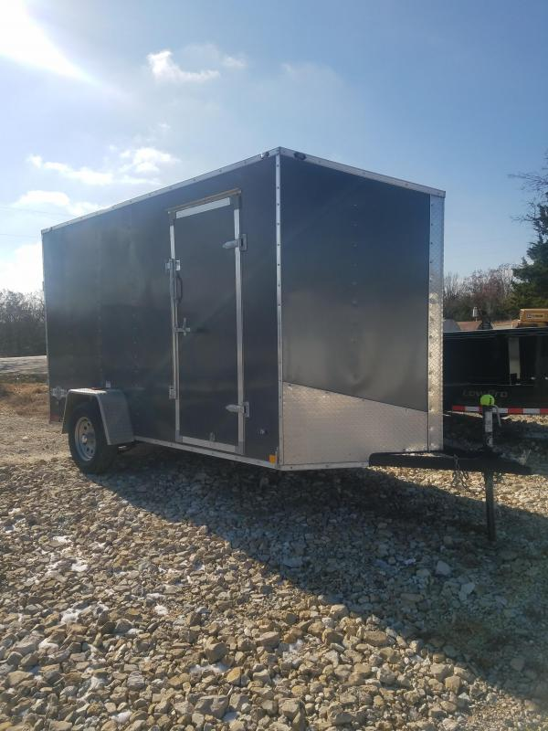 2019 Stealth Trailers 6X12 STEALTH CARGO WITH E-TRACK Enclosed Cargo Trailer
