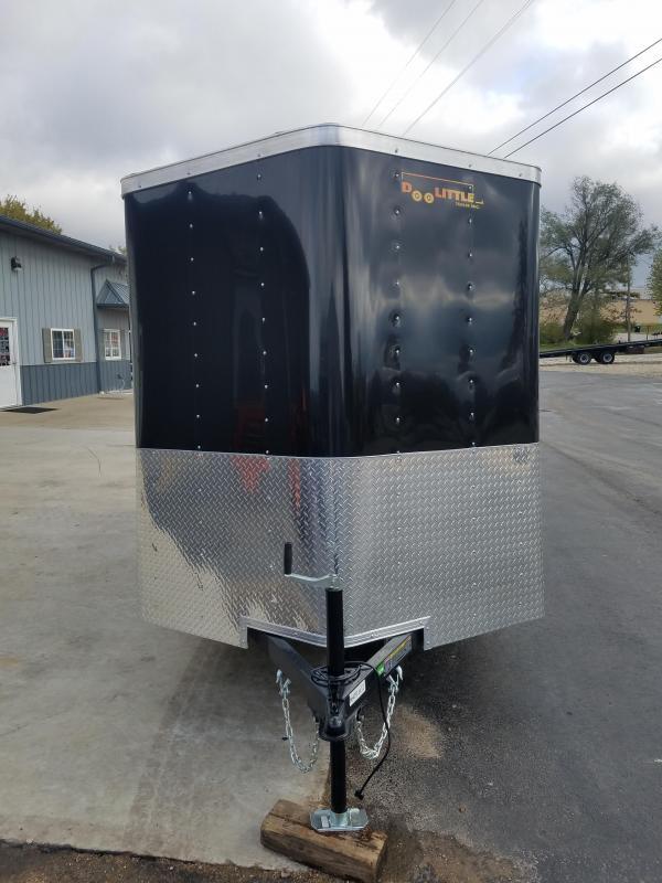 2020 Doolittle Trailer Mfg 6x12 DOOLITTLE CARGO Enclosed Cargo Trailer