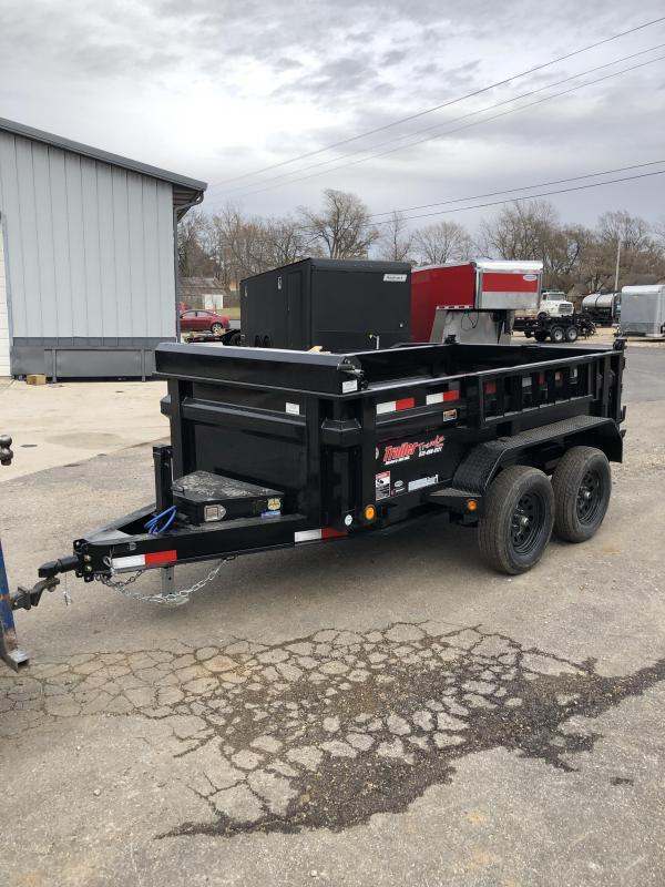 2020 Load Trail 2020 60X10 LOAD TRAIL DUMP Dump Trailer