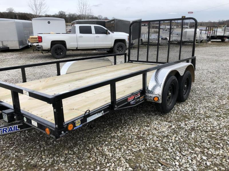 2020 Load Trail 83X14 LOAD TRAIL Utility Trailer