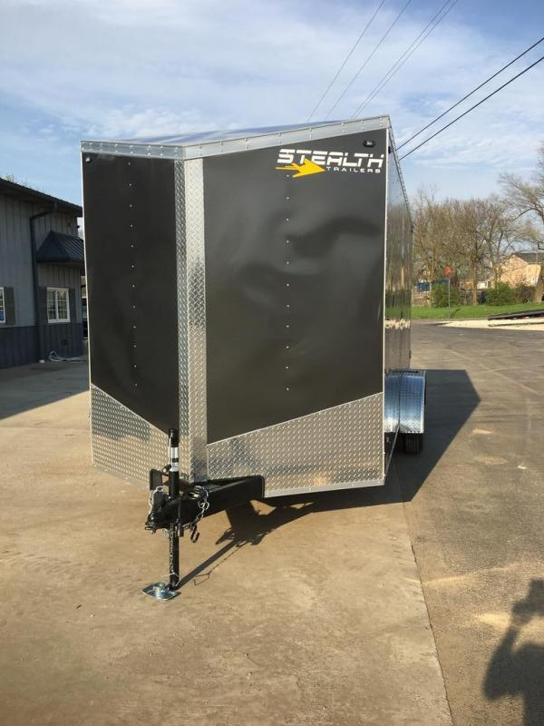 2020 Stealth Trailers 7X16 STEALTH Enclosed Cargo Trailer