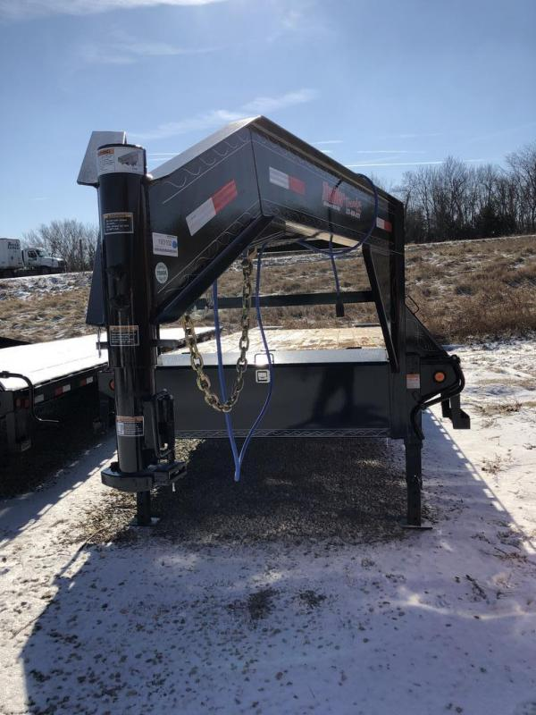 2020 Load Trail 102X25 LOAD TRAIL LOW PRO GOOSENECK Equipment Trailer