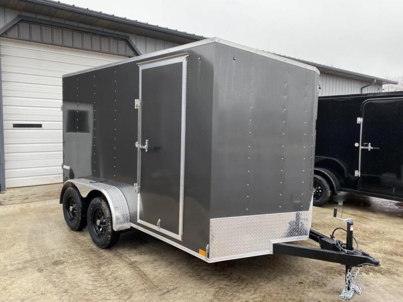 2020 Impact Trailers 7X12 IMPACT QUAKE CARGO Enclosed Cargo Trailer