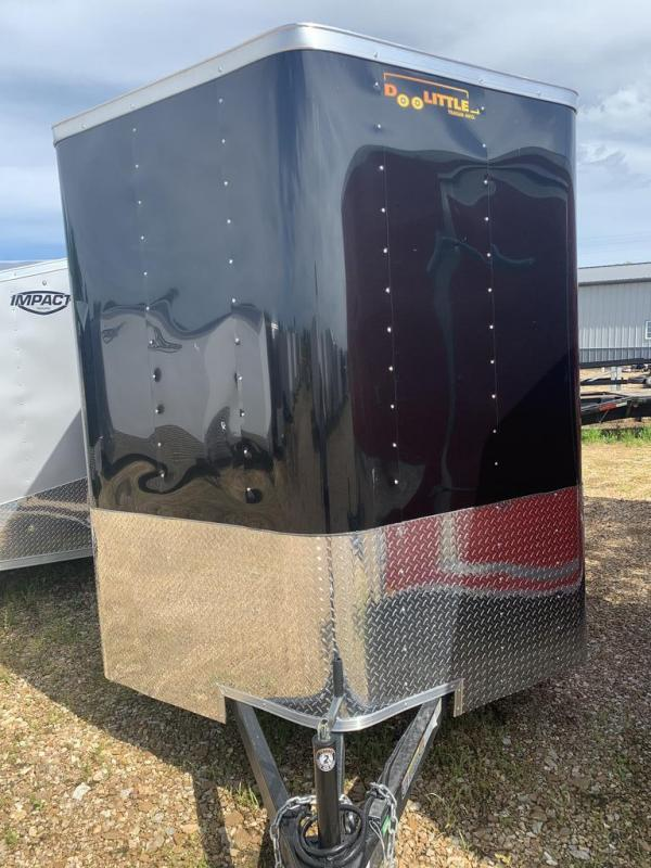 2020 Doolittle Trailer Mfg 7X16 DOOLITTLE Enclosed Cargo Trailer