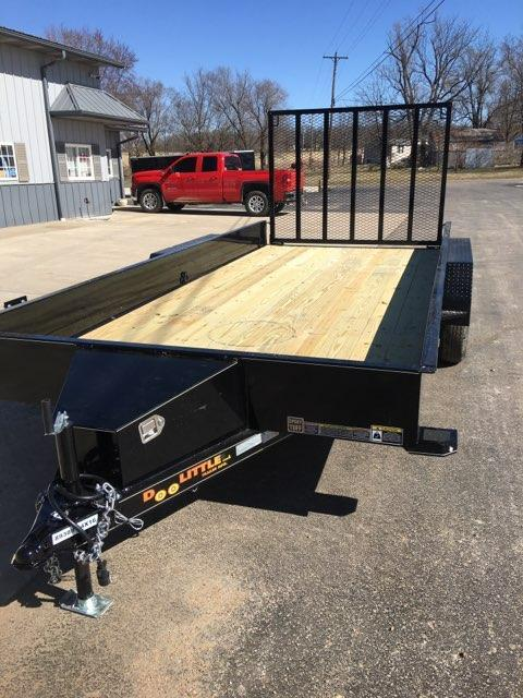 2020 Doolittle Trailer Mfg 84X16 DOOLITTLE Utility Trailer