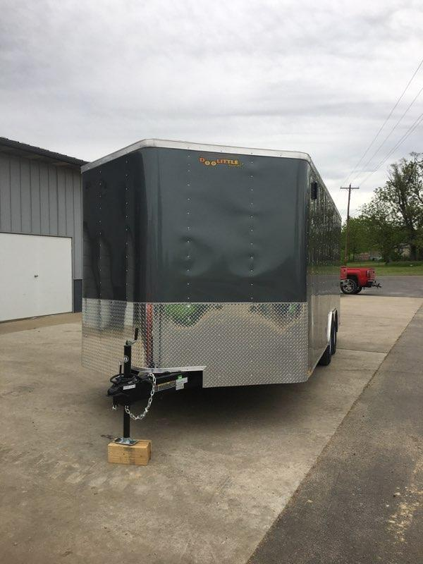 2020 Doolittle Trailer Mfg 8.5X18 DOOLITTLE Enclosed Cargo Trailer