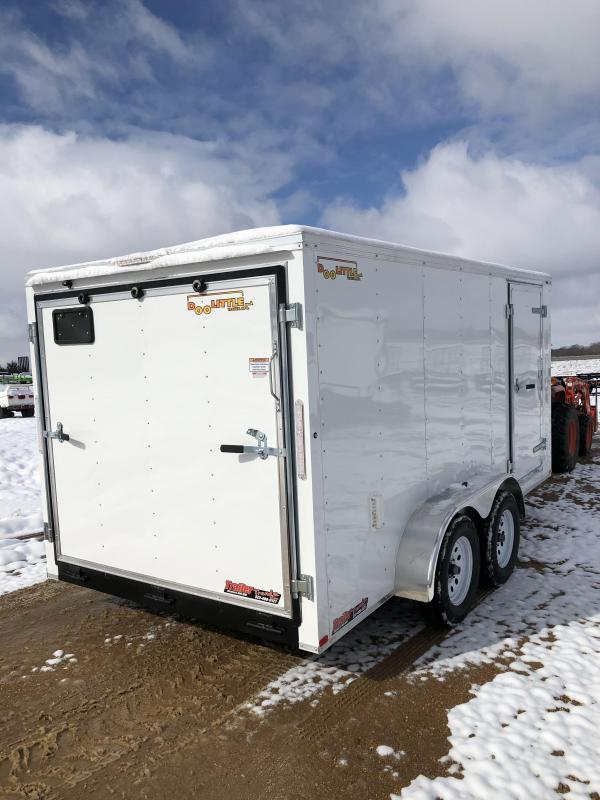 2020 Doolittle Trailer Mfg 7X14 DOOLITTLE RALLY SPORT Enclosed Cargo Trailer