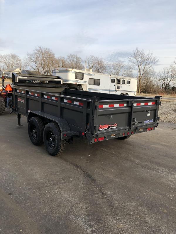 2020 Doolittle Trailer Mfg 83X14 LOAD TRAIL DUMP Dump Trailer