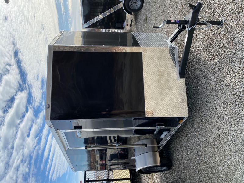 2020 Continental Cargo 6x10 V SERIES Enclosed Cargo Trailer