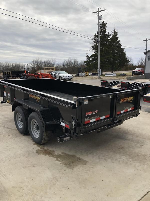 2020 Doolittle Trailer Mfg 82X14 Dump Trailer