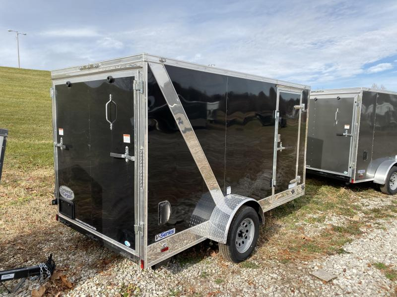 2020 Continental Cargo 6X12 V SERIES Enclosed Cargo Trailer