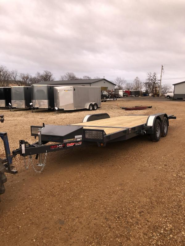 2020 Heartland 82X20 HEARTLAND SURE TILT Flatbed Trailer