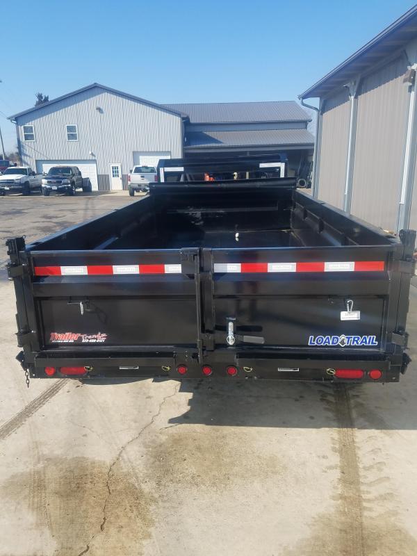 2020 Load Trail 83X14 LOAD TRAIL Dump Trailer