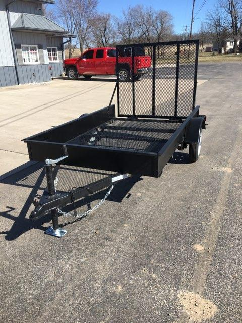 2020 Doolittle Trailer Mfg 60X8 DOOLITTLE Utility Trailer