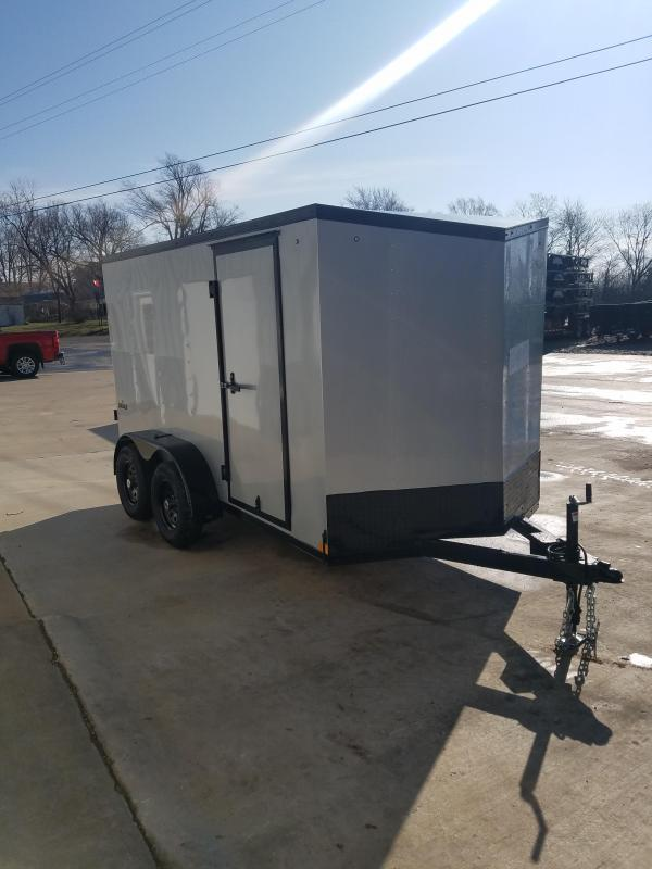 2021 Impact Trailers 6X12 IMPACT QUAKE Enclosed Cargo Trailer
