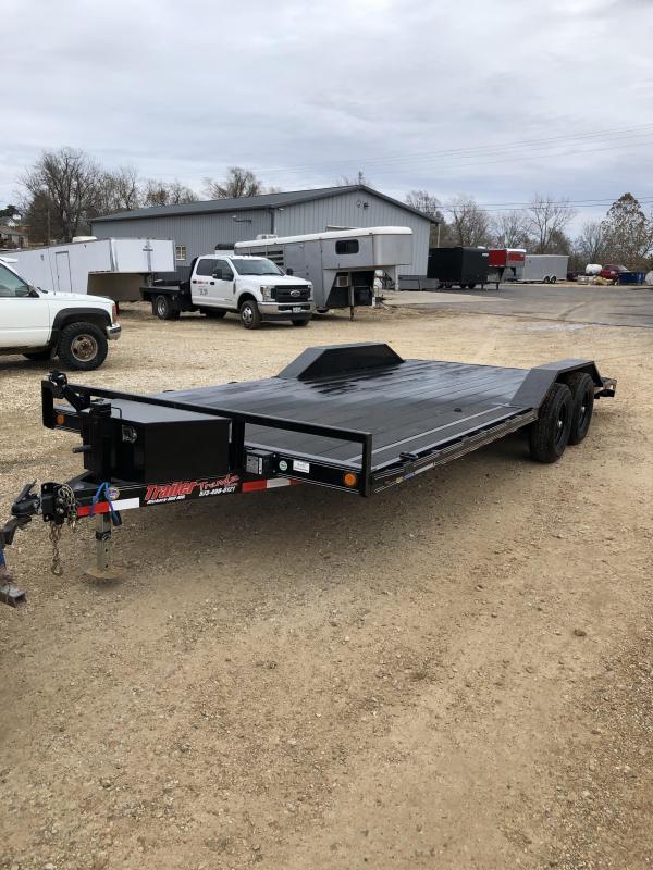 2020 Load Trail 2020 102X20 LOAD TRAIL FLATBED Flatbed Trailer