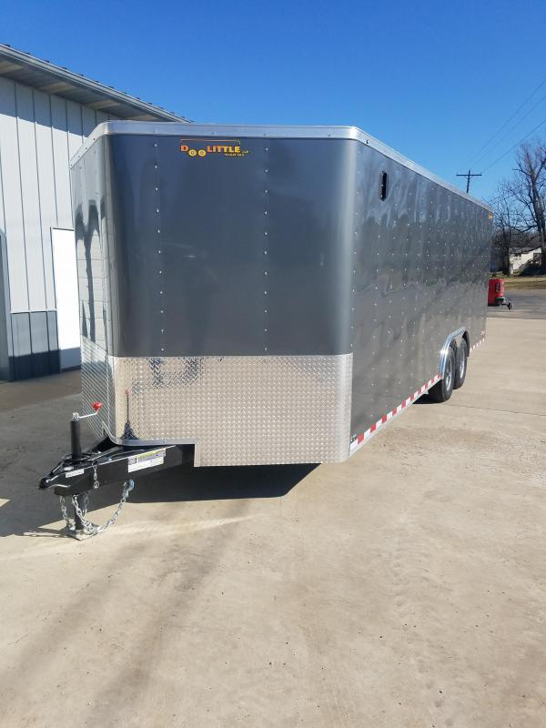 2020 Doolittle Trailer Mfg 8.5X22 DOOLITTLE Enclosed Cargo Trailer