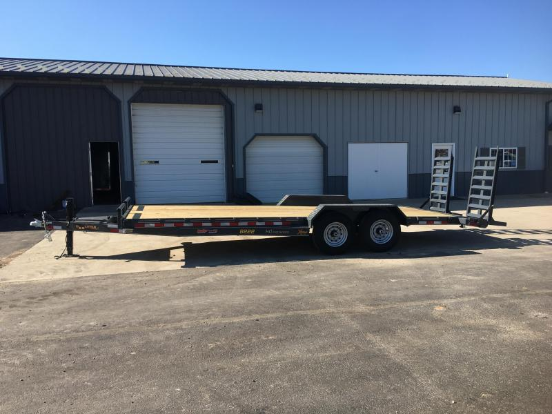 2020 Doolittle Trailer Mfg Extreme Flatbed Trailer
