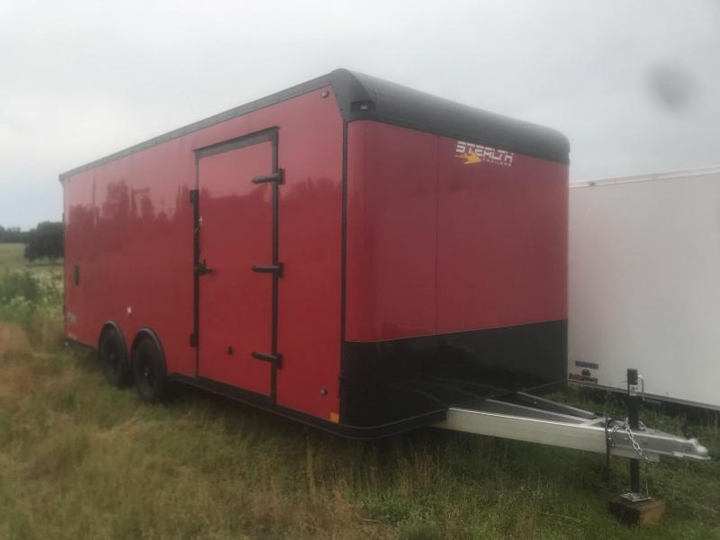 2020 Stealth Trailers 8.5X20 COBRA ALUMINUM RACE CAR Enclosed Cargo Trailer