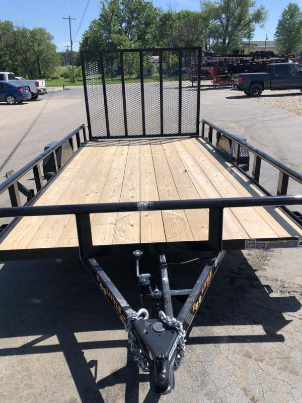 2020 Doolittle Trailer Mfg 84X14 DOOLITTLE Utility Trailer