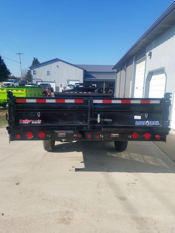 2020 Load Trail 96X16 LOAD TRAIL Dump Trailer