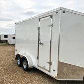 2019 STEALTH 7X14 Enclosed Cargo Trailer