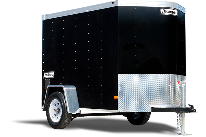2020 Haulmark TSV58S2 Enclosed Cargo Trailer
