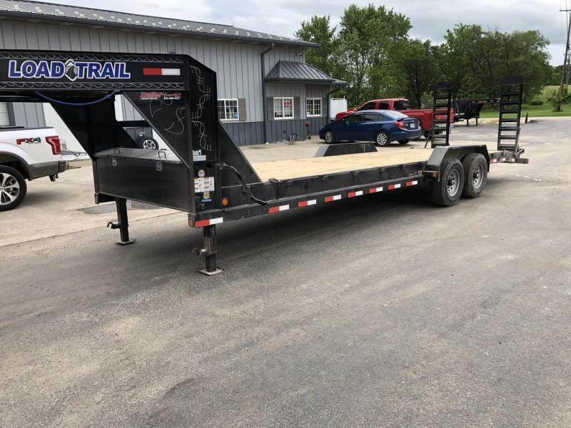 2020 Load Trail 83X26 LOAD TRAIL Flatbed Trailer