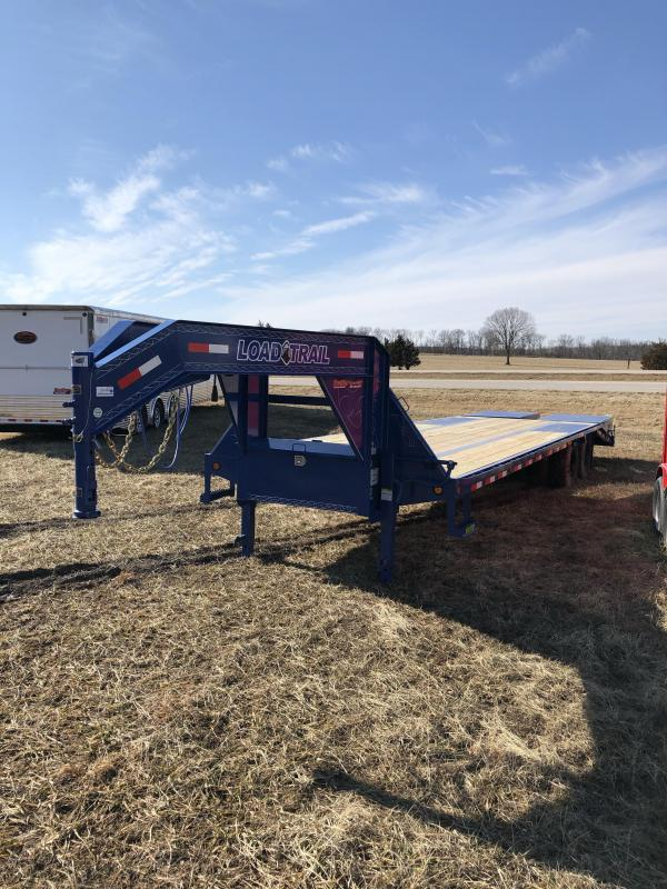 2020 Load Trail 102X30 LOAD TRAIL Equipment Trailer