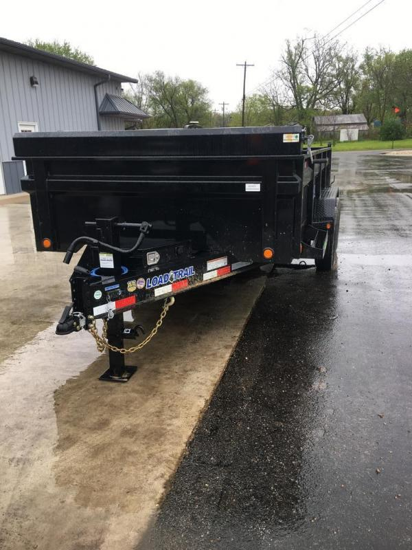 2020 Load Trail 83X16 LOAD TRAIL Dump Trailer
