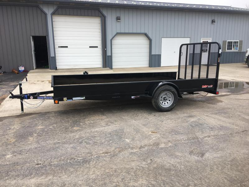 2020 Load Trail 77X14 LOAD TRAIL Utility Trailer