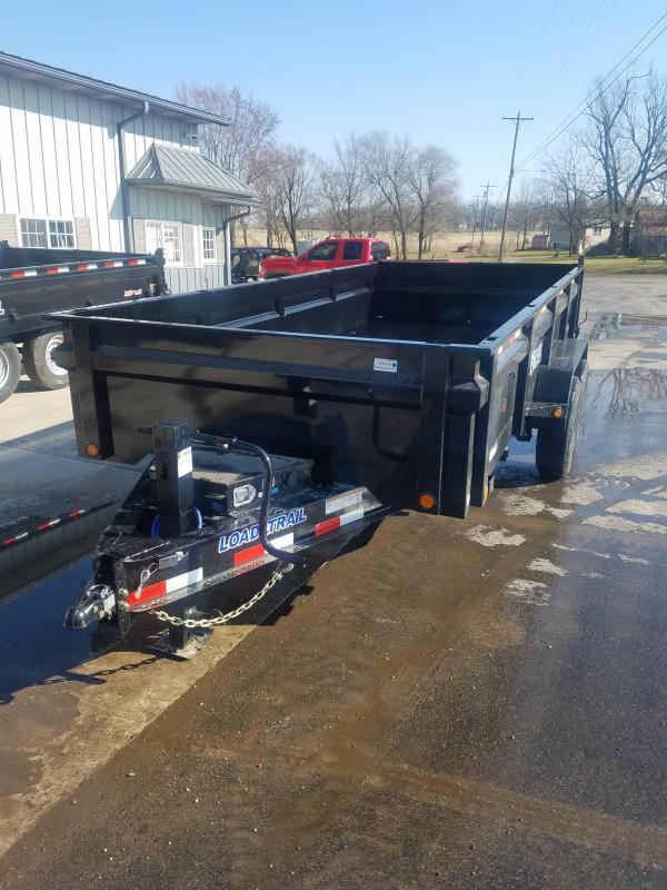2020 Load Trail 83X16 LOAD TRAIL DUMP Dump Trailer