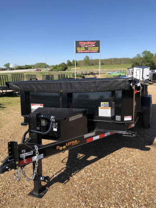 2020 Doolittle Trailer Mfg 82X16 DOOLITTLE Dump Trailer