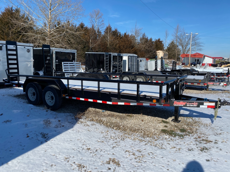 2019 Load Trail 83X20 LOAD TRAIL Flatbed Trailer