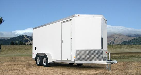 2020 Haulmark HAUV7X16WT2 Enclosed Cargo Trailer