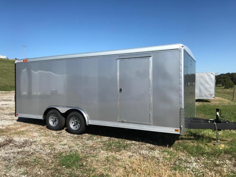 2020 Wells Cargo 8.5 x 20WAGON HD Enclosed Cargo Trailer