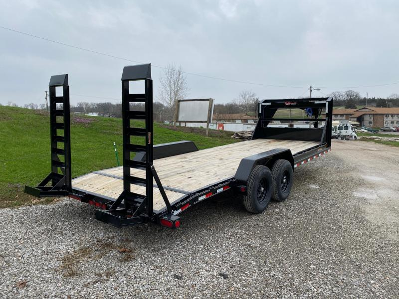 2020 Load Trail Car Hauler/Equipment trailer Flatbed Trailer