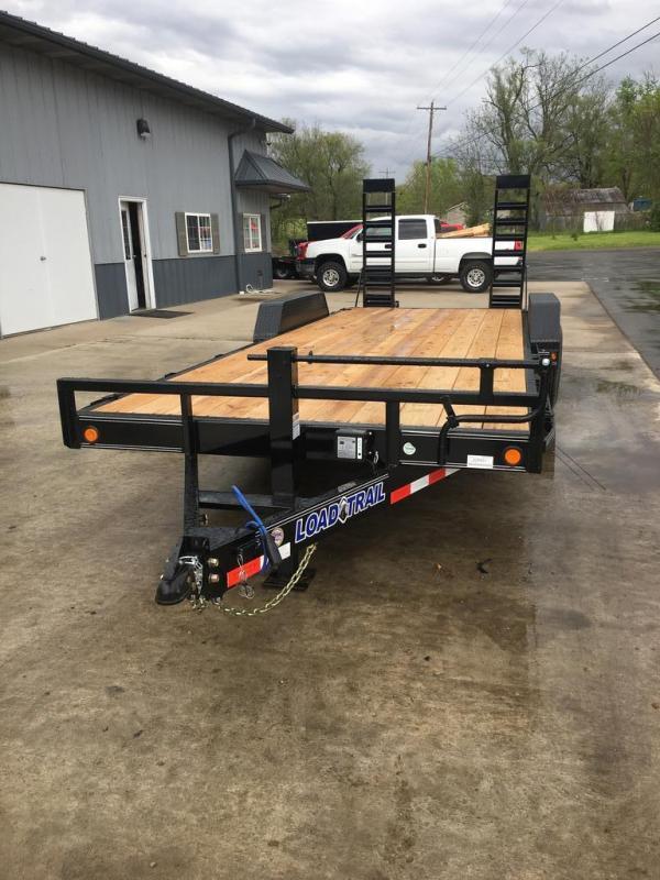 2020 Load Trail 83X22 LOAD TRAIL Flatbed Trailer