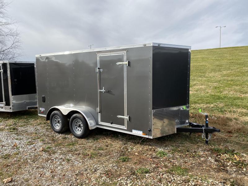 2020 Continental Cargo 7X14 V SERIES Enclosed Cargo Trailer