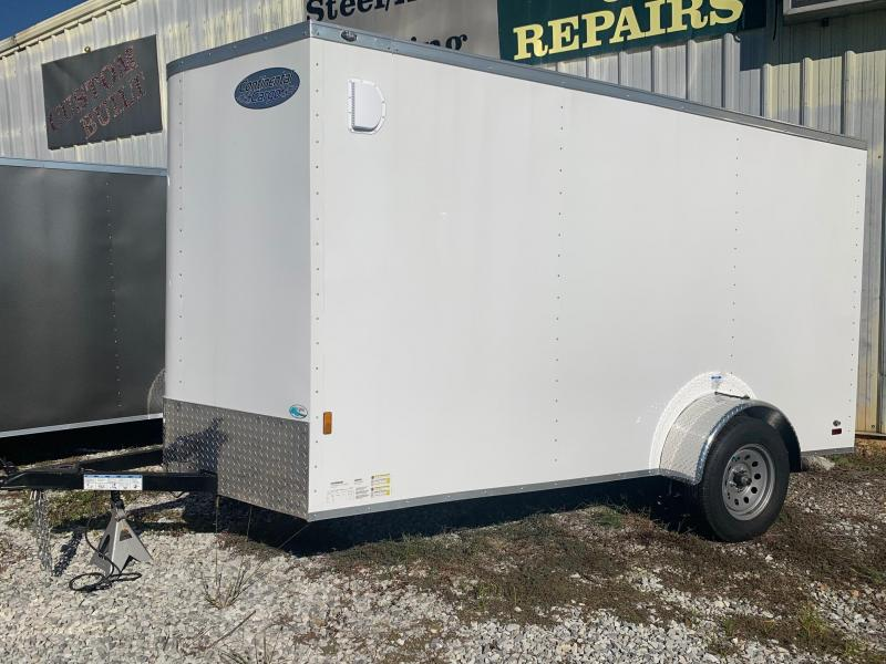 2020 Continental Cargo NS 6X12 Enclosed Cargo Trailer