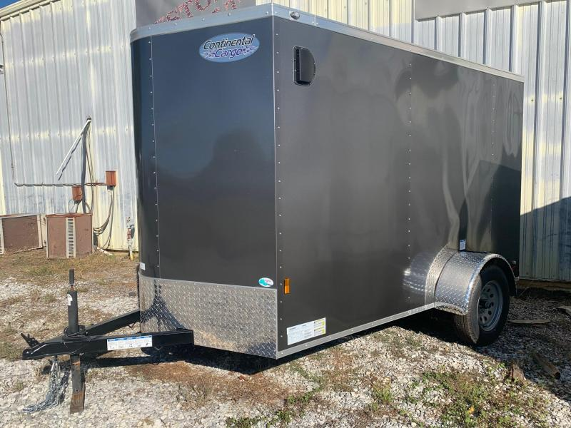 2020 Continental Cargo GANS610SA Enclosed Cargo Trailer